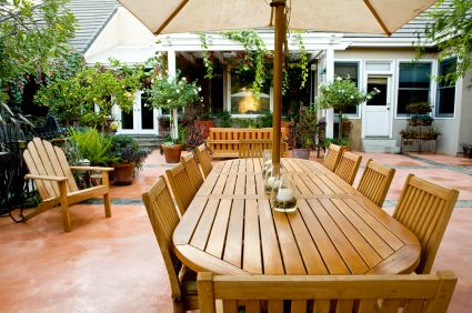 outdoor wooden furniture - Outdoor Wooden Furniture Guide To Choosing The Best Wood Furniture