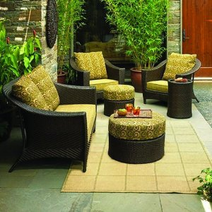 asian patio furniture